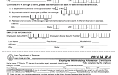 W4 Form Iowa Fill Out And Sign Printable PDF Template